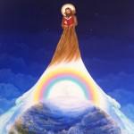 anne ophelia: lumiere divine sur la terre